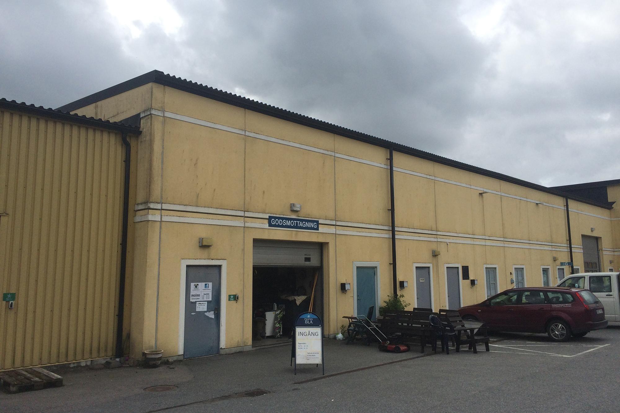 Butiken i Karlskrona