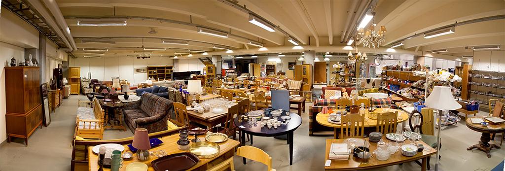 Besök vår stora butik